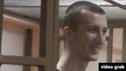 Олександр Кольченко на засіданні суду