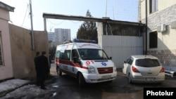 Արթուր Սարգսյանը «Դատապարտյալների հիվանդանոցից» տեղափոխվում է քաղաքացիական հիվանդանոց, 6-ը մարտի, 2017թ․