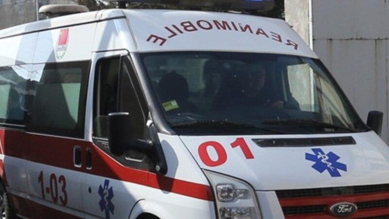Ավտովթար Մյասնիկյան պողոտայում․ Kia-ն ընկել է ձորակը, վարորդը մահացել է, ուղևորը՝ վիրավորվել