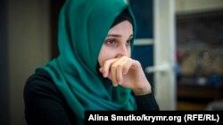 Salime Aliyeva – Müslim Aliyevniñ qızı