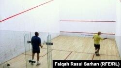 والعراق في بطولة السكواش العربية للرواد