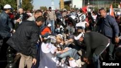 Анкара, 10 октября