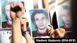 Članovi porodice i brojni građani traže da se jasno otkriju svi detalji oko smrti mladog Banjalučanina Davida Dragičevića