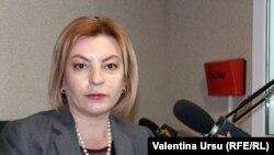 Mariana Durleșteanu, fost ministru al finanțelor. 20 mai 2021