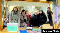 Aktivistice CESI-ja zalažu se za što veće sudjelovanje žena u politici i javnim poslovima, foto: CESI