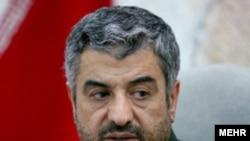 محمد علی جعفری، فرمانده سپاه پاسداران