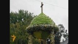 Te Deum oficiat de Patriarhul Kiril