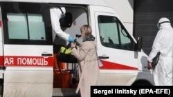 Автомобиль скорой помощи в России. Иллюстративное фото.