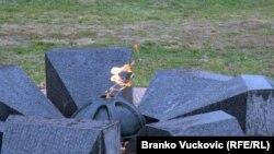 Večni plamen slobode ponovo gori u Kragujevcu