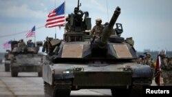 """ქართულ-ამერიკული სამხედრო წვრთნა """"ღირსეული პარტნიორი"""""""