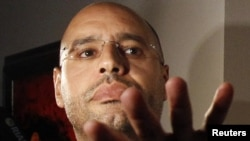 Saif al-Islam Qaddafi is thought to have fled Libya