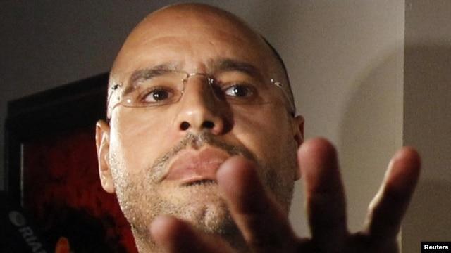 Saif al-Islam Qaddafi