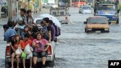 Наводнение в Юго-Восточной Азии
