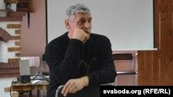 Кіраўнік праектнага бюро Беларускага аддзяленьня ICOMOS Ігар Раханскі