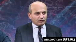 Политолог Степа Сафарян