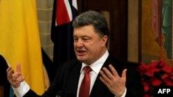 Presidenti i Ukrainës, Petro Poroshenko - foto arkivi