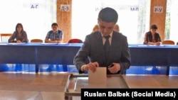"""Праймериз """"Единой России"""" в аннексированном Крыму, май 2016 года"""