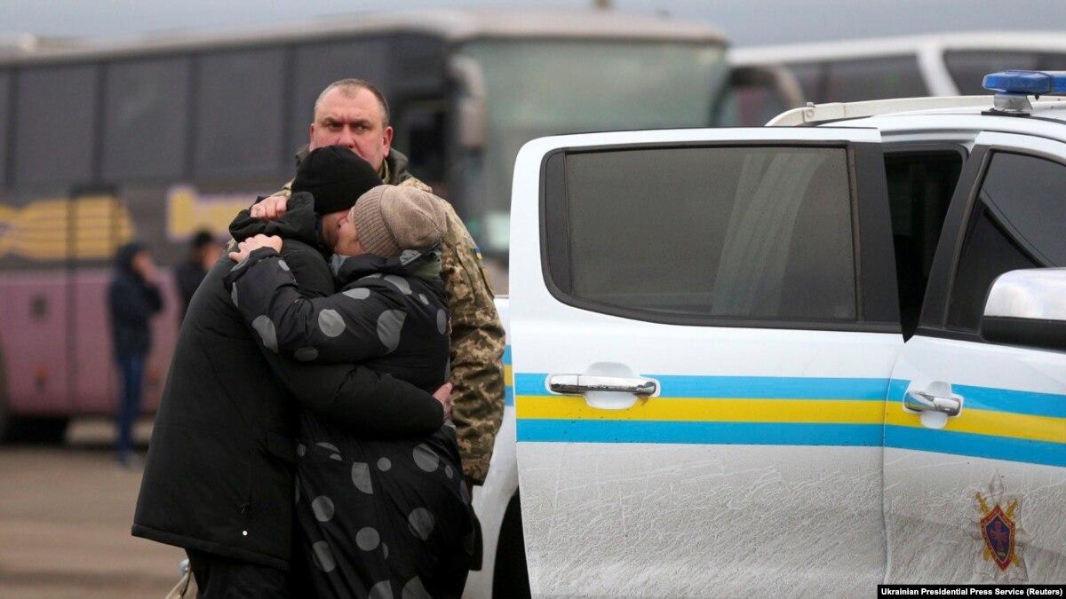ВКУ поздравил обмен удерживаемыми и выразил обеспокоенность его возможными последствиями
