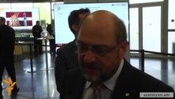 Եվրախորհրդարանի նախագահը քննադատում է Ադրբեջանին