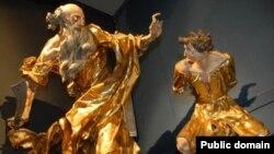 «Жертвопринесення Авраама» Іоана Георгія Пінзеля
