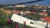 Мадейрада автобус казасы