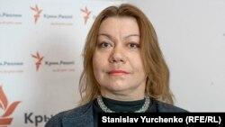 Эвелина Кравченко, археолог, начальник Инкерманского отряда Севастопольской археологической экспедиции