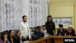 Уңнан икенче татар милли-мәдәни мохтарияты башлыгы Фәрит Ляпин