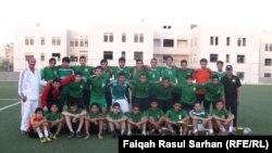 فريق الجالية العراقية في الاردن