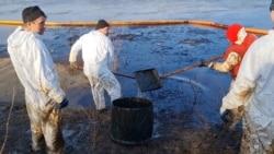 Lukoil pod optužbama zbog izlivanja nafte na severu Rusije