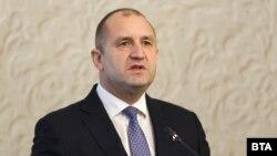 رومن رادف، رئیس جمهور بلغاریا
