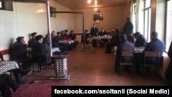 Müsavat Partiyası Kürdəmir təşkilatının ümumi yığıncağı