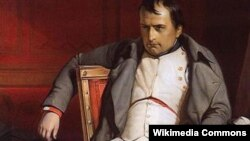 Портрет Наполеона Бонапарта