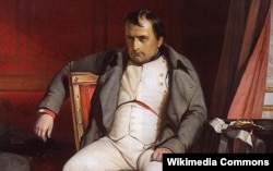 Наполеон Бонапарт накануне отречения