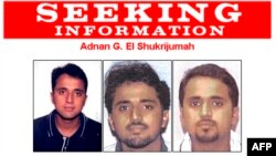 Undated image obtained from FBI website seeking information on Adnan El Shukrijumah.