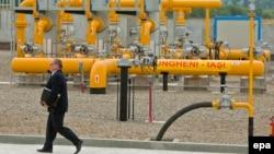 Газопровод Яссы-Унгень, 27 августа 2014 года