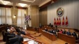 Bishkek - Kyrgyzstan - Jogorku Kenesh - Parliament - candidate for the post of prime minister Ulukbek Maripov - kyrgyz government - 2.02.2021