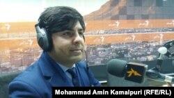 د افغانستان د انتخاباتو خپلواک کمېسیون ویاند عبدالعزیز ابراهیمي