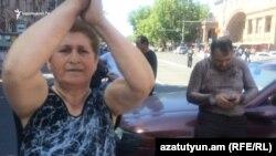 Գործադուլին միացել են նաև «Երևան Սիթի» սուպերմարկետի որոշ աշխատակիցներ