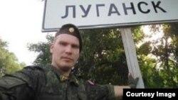 Донбаста жүрген Ресей солдаты. (Көрнекі сурет)