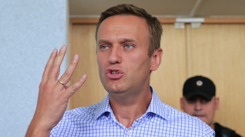 Russian Opposition Politician Navalny Released From Jail After Serving 10 Days