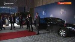 Ադրբեջանի նախագահ Ալիևը պաշտոնական այցով Բրյուսելում է