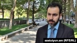 Адвокат Тигран Егорян беседует с Радио Азатутюн, Ереван, 5 сентября 2019 г․