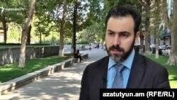 Адвокат Тигран Егорян (архив)