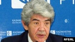 Эколог Мэлс Елеусізов. Aлматы. 23 қыркүйек 2008 жыл.