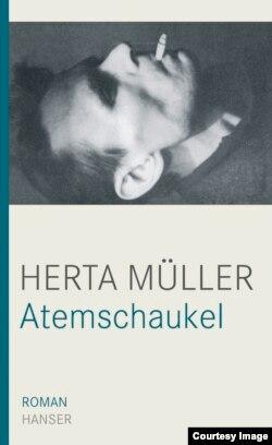 """Herta Müller, """"Leagănul respiraţiei"""" (ediţia germană, coperta)"""