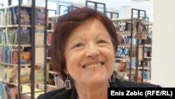 Knjižničarka Radmila Lamza