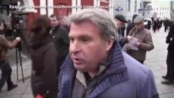 """Александр Рыклин: """"Немцова убила российская власть"""""""