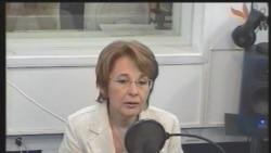 Август 91-го: за что боролись? Оксана Дмитриева