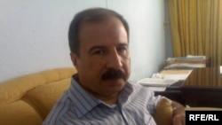 حسين علي اسعد المدير العام للتنمية والرعاية الأجتماعية في دهوك