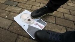 Минскіде Ресеймен интеграцияға қарсы наразылық қалай өтті?